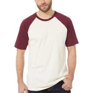 Next Level - Fine Jersey Short Sleeve Raglan Tee